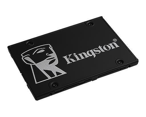 "SSD KINGSTON KC600 256GB SATA 3.0 TLC Write speed 500 MBytes/sec Read speed 550 MBytes/sec 2,5"" TBW 150 TB MTBF 1000000 hours SKC600/256G"