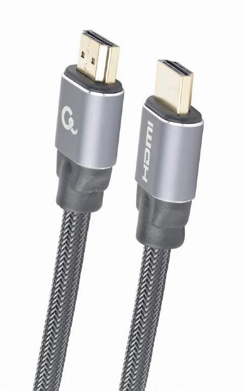 CABLE HDMI-HDMI 2M V2.0/PREMIUM CCBP-HDMI-2M GEMBIRD