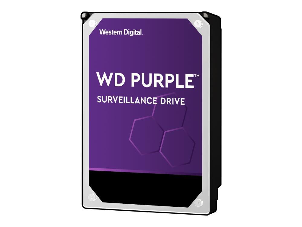 HDD WESTERN DIGITAL Purple 14TB 512 MB 7200 rpm WD140PURZ