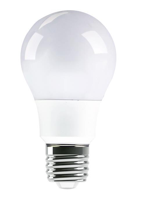 Light Bulb LEDURO Power consumption 8 Watts Luminous flux 800 Lumen 2700 K 220-240V Beam angle 330 degrees 21185