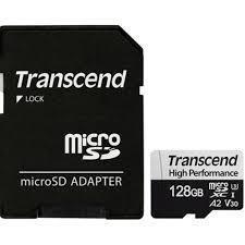 MEMORY MICRO SDXC 128GB W/A/UHS-I TS128GUSD330S TRANSCEND