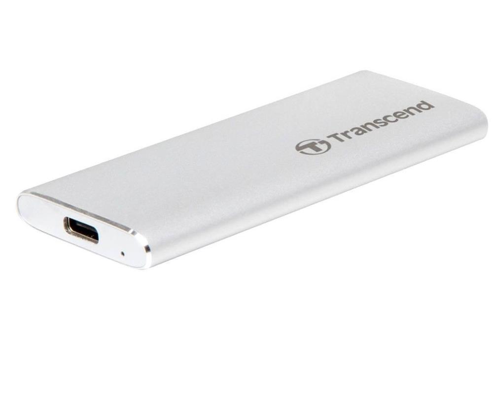 External SSD|TRANSCEND|ESD240C|480GB|USB 3.1|Write speed 460 MBytes/sec|Read speed 520 MBytes/sec|TS480GESD240C