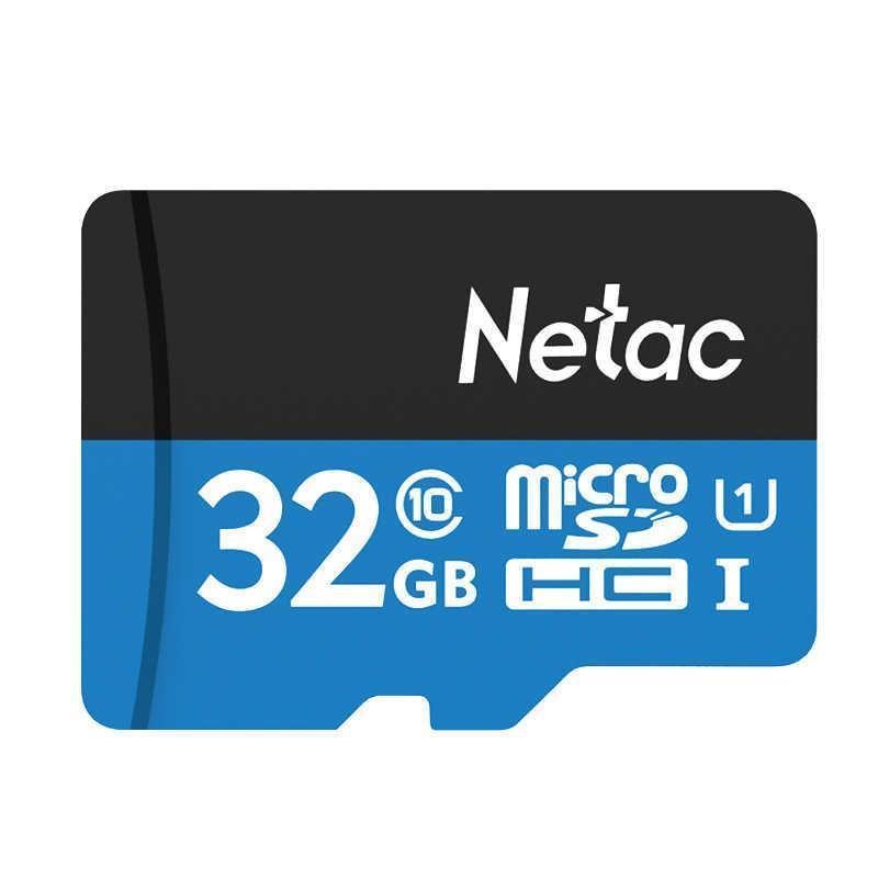 MEMORY MICRO SDHC 32GB UHS-I/NT02P500STN-032G-S NETAC