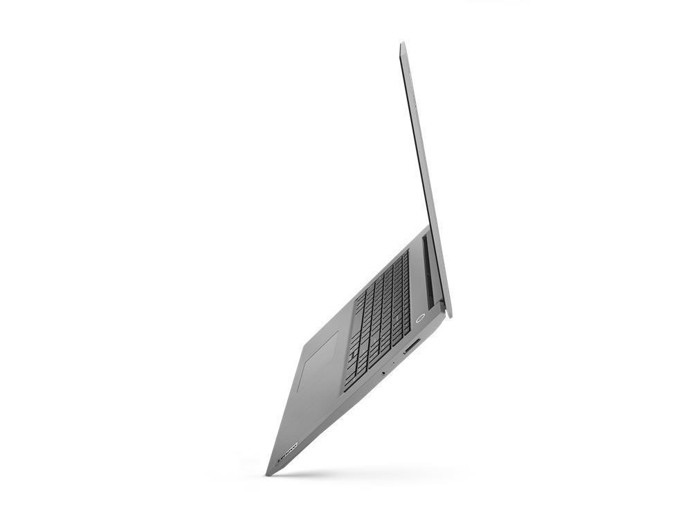 "Nešiojamasis kompiuteris Lenovo IdeaPad 3 17ADA05   AMD Ryzen™ 3 3250U   17.3"" 1600x900 ekranas   4GB RAM   256GB SSD   AMD Radeon Graphics   Pilkas   81W2002DPB   Akcija"