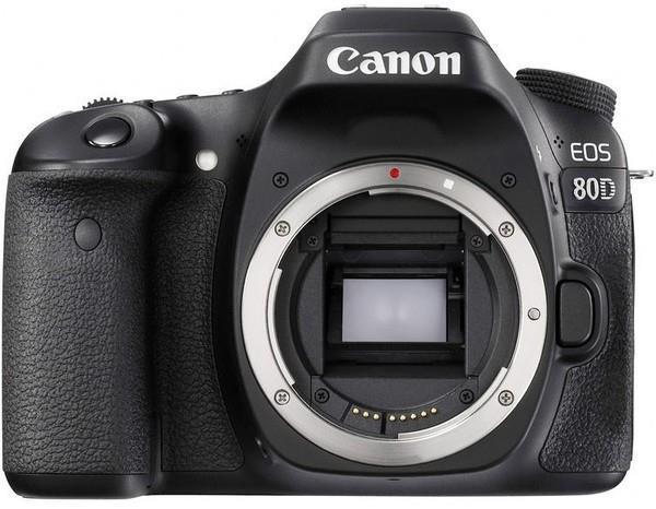 Veidrodinis fotoaparatas Canon EOS 80D BODY
