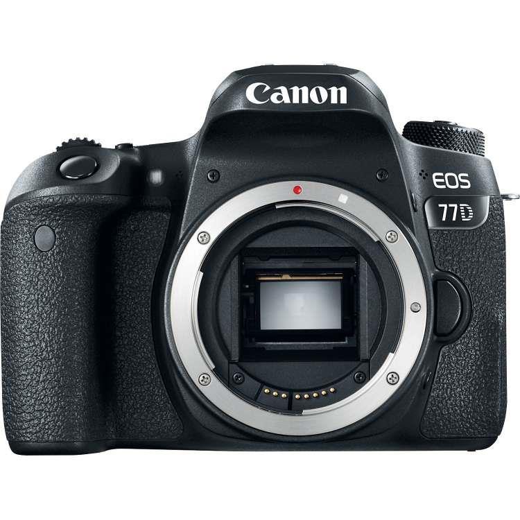 Veidrodinis fotoaparatas Canon EOS 77D Body