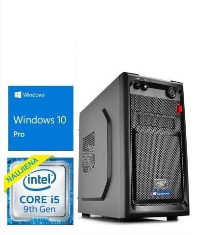 "Kompiuteris ""Verslui Pro"" | Intel® Core™ i5-10400 ~4.3Ghz (""CometLake"") | H410M | 8GB DDR4 | 240GB SSD (Skaitymo greitis ~560 MB/s) | Intel® UHD Graphics 630 | Windows 10 PRO | 200882_a"