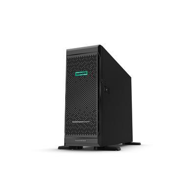 ProLiant ML350 Gen10/8SFF/4110 Xeon-S/1 xHPE 16GB 1Rx4 /2xHPE 300GB SAS 10K/P408i/DVD-RW/2x800W HPE