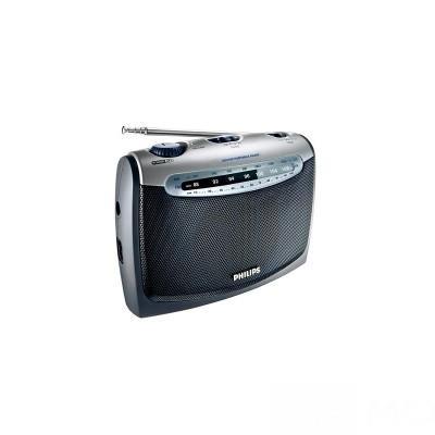 Philips Portable Radio AE2160 FM/MW, Analogue tuning Headphone jack Battery or AC