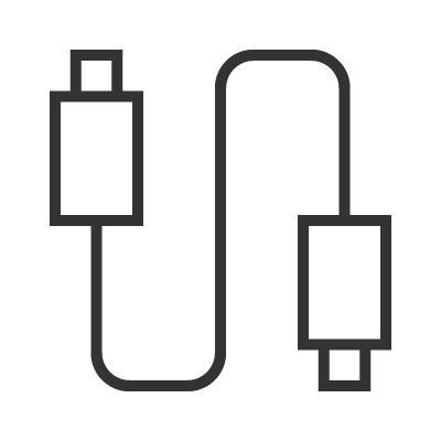 Power Cord, C19 to C14, 2.0m