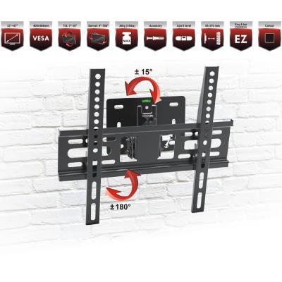 "Opticum AX PREMIUM LCD/LED/Plasma TV wall mount - 23-47"", max VESA 400x400, swivel arm, black"