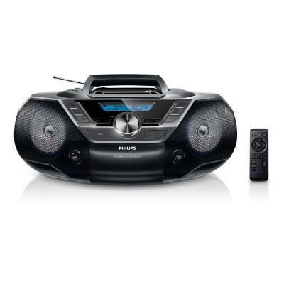 Philips CD Soundmachine AZ780 CD, MP3-CD, USB, FM Remote Control 2W
