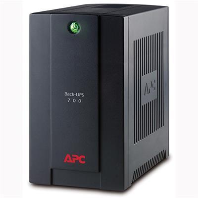 APC Back-UPS 700VA, 230V, AVR, IEC Sockets