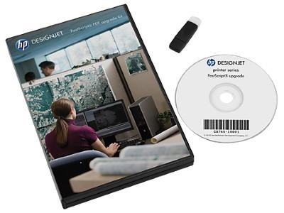 HP Designjet Postscript Upgrade