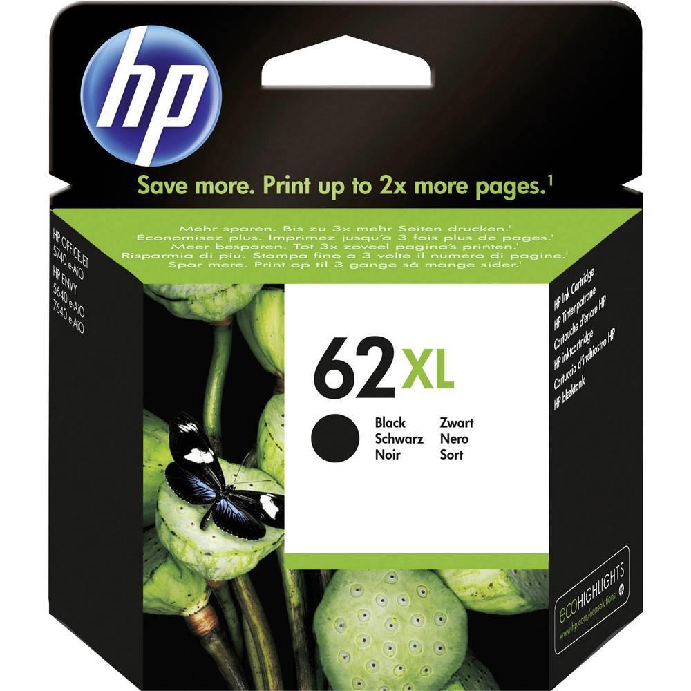 HP no.62XL Black Ink Cart