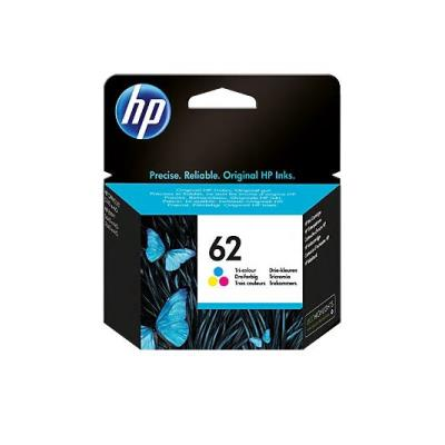 HP no.62 Tri-Colour Ink Cart