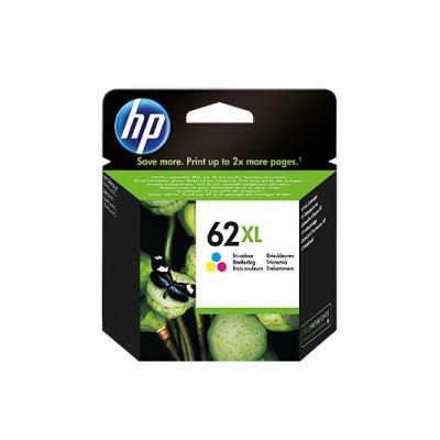 HP no.62XL Tri-Colour Ink Cart