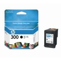 HP no.300 Black Ink Cartridge with Vivera Ink (200pages)