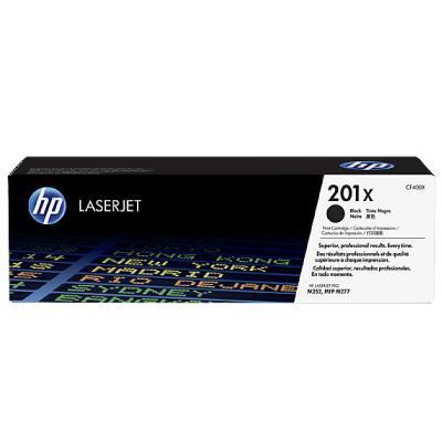 HP 201X High Yield Black Original LaserJet Toner Cartridge 2,800 pages