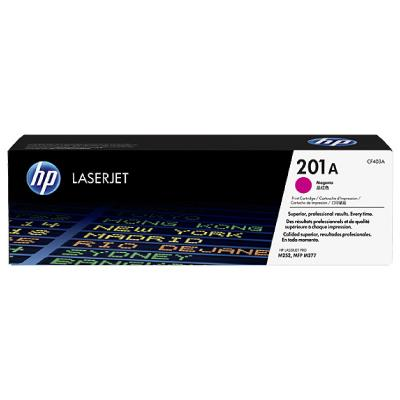 HP 201A Magenta Original LaserJet Toner Cartridge 1,400 pages