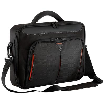 "Targus Classic+ 17-18"" Clamshell Laptop Case Black"
