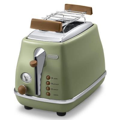 DELONGHI CTOV2103GR GREEN Toaster