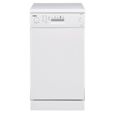 Dishwasher BEKO DFS1511 A 45 cm Free standing White