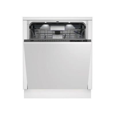 BEKO Built-In Dishwasher DIN28421, Energy class E (old A++), 60 cm, Adjustable third basket, AquaIntense, 8 programs, Inverter motor, Led spo