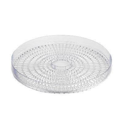 ECG Food dehydrator ECG SO 375, 5 trays - diameter 32 cm, temperature control (35-70°C), 250W