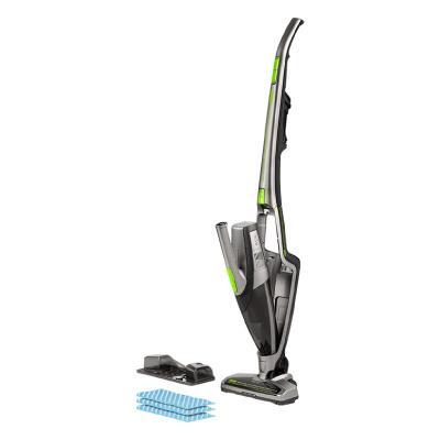ECG 3in1 handstick vacuum cleaner ECG VT 4220, 22,2V, 500ml, Inox color