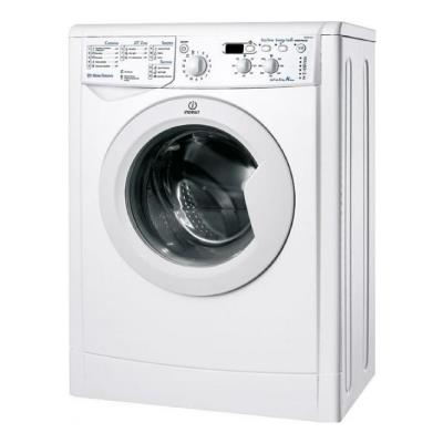 Washing machine INDESIT EWSD 51051 W EU 5 kg, 1000 rpm, A+ 42 cm LED screen