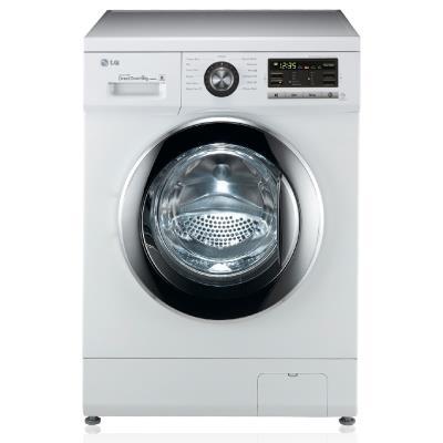 Washing machine LG F1296NDA3 6 kg, 1200 aps./min, A+++ LED screen 44 cm