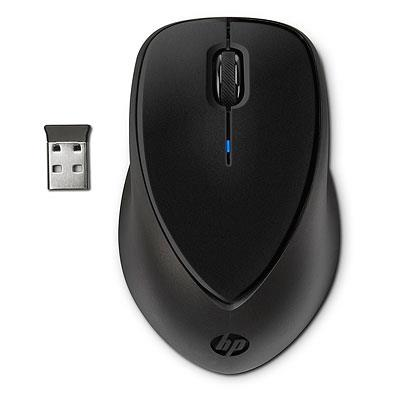 HP Wireless Link-5 Comfort Grip Mouse
