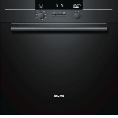 Oven SIEMENS HB65AR620S 60 cm Black PYROLYTIC