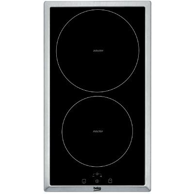 Hob BEKO HDMI32400DTX 30 cm DOMINO Sensor INDUCTION Electric with frame