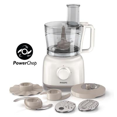 Philips Daily Collection Food processor HR7627/00 650 W 2.1 L bowl