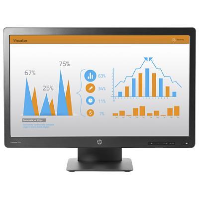 "HP ProDisplay P232 Monitor - 23"" 1920x1080 Full HD AG, TN, DisplayPort/VGA, 3 years"