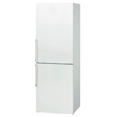 Refrigerator BOSCH KGN34X04 NO FROST 185cm A+ White