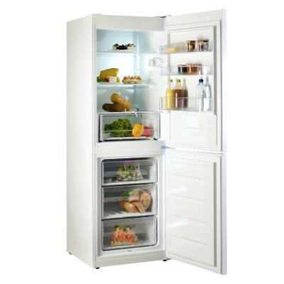 Refrigerator INDESIT LR7S2W 176 cm. A++ White