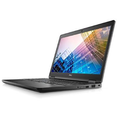 """DELL Latitude 5590 (i5-8250U 1.6GHz, 15"""" FHD 1920x1080, 8GB, 256GB SSD, Intel 620, SWE/FI KB, Smart card, Win10 Pro 3 yrs)"""