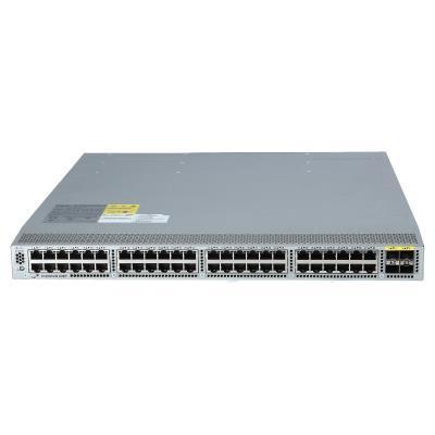Nexus 3048TP-1GE 1RU 48 x 10/100/1000 and 4 x 10GE ports