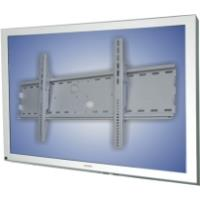 """Neomounts by Newstar TV/Monitor Wall Mount (fixed) for 37-85"""" Screen - Silver"""