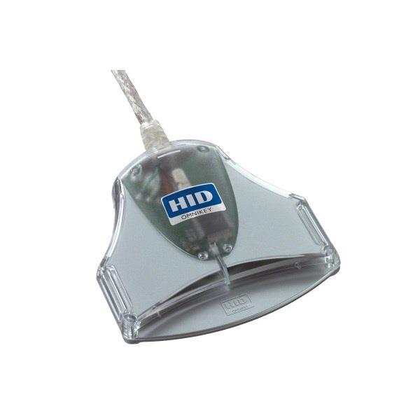 HID OMNIKEY® 3021(FW2.04) R30210315-1 USB Smart Card Reader