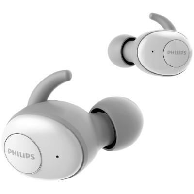 Philips UpBeat Bluetooth headphones SHB2505WT 6mm drivers/ closed-back Bluetooth® White