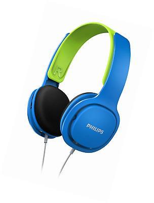 Philips Kids headphones SHK2000BL On-ear Blue & Green