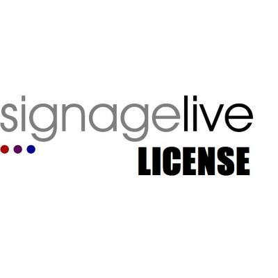 Signagelive 3 year licences - 1