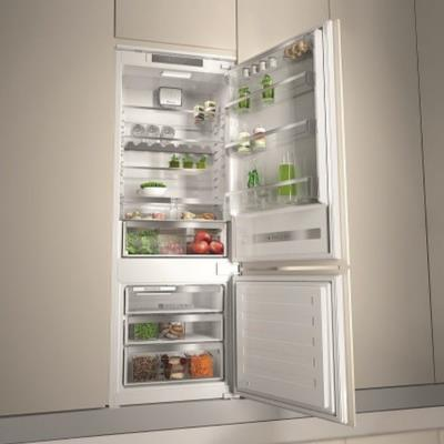 WHIRLPOOL Built-In Refrigerator SP40 801 EU 1, Energy class F (old A+), 193.5 cm, Stop Frost (only feezer)