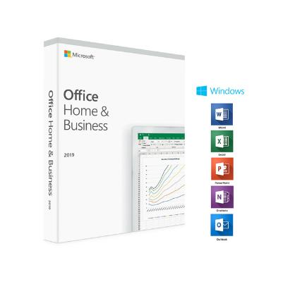 Office Home and Business 2019 EuroZone Medialess P6