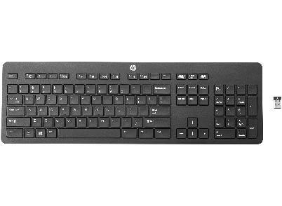 HP Wireless Link-5 Slim Keyboard - ENG