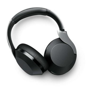 Philips Performance wireless headphones TAPH805BK/00 Hi-Res audio, ANC, Touch control, Voice assistant, 30h play time, Rapid/quick charge, Over-ear